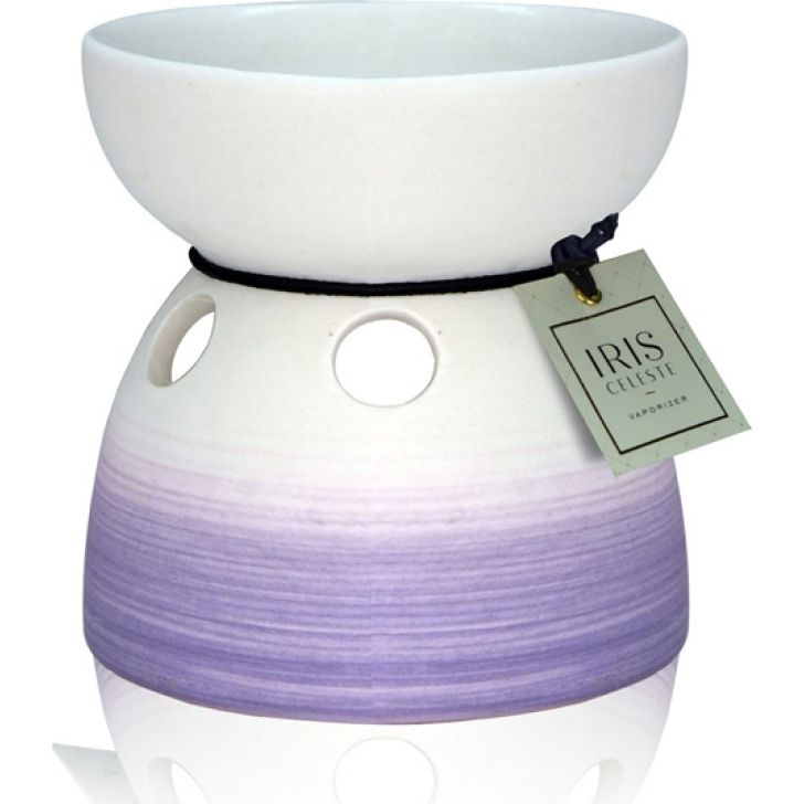 Iris Ceramic Fragrances and Candles in Multicolour Colour by HomeTown