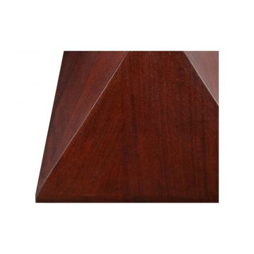 Buy Jacoby Sheesham Wood Rosewood Stool In Brown Colour By Hometown