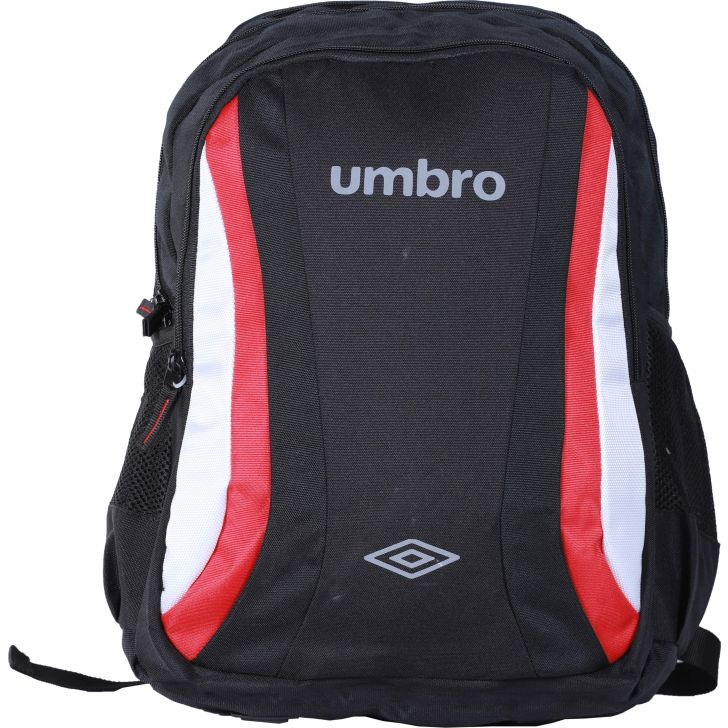 Umbro Backpack Polyester Backpack in Black Colour by Umbro