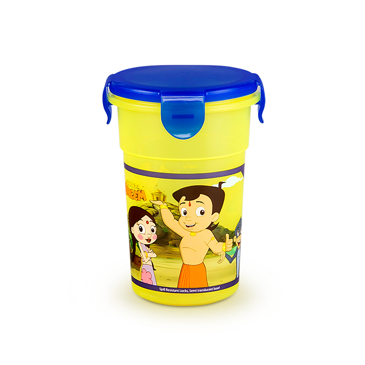 Yellow Spark Tumbler Plastic Coffee Mugs in Multicolor Colour by Yellow Spark
