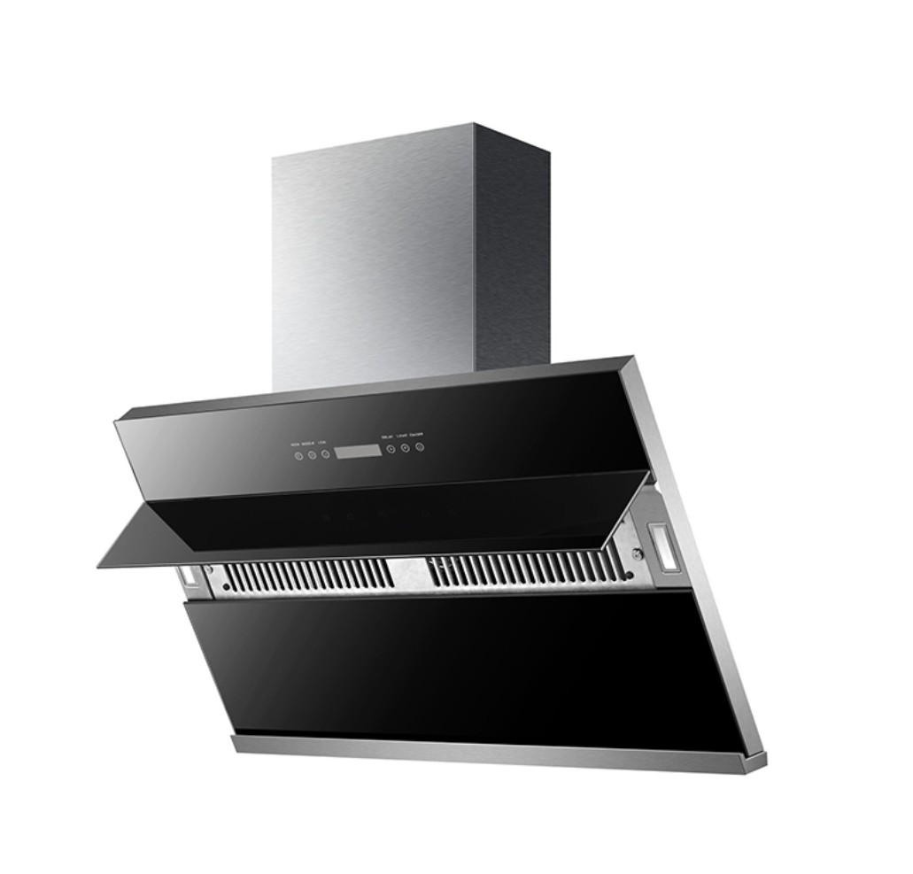 Kaff Stainless steel Chimney Nobello 90 1250 M3/H by Kaff