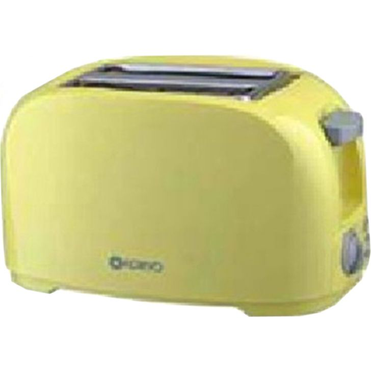 SnackMate Pop-Up Toaster (800 W) - Yellow by Koryo
