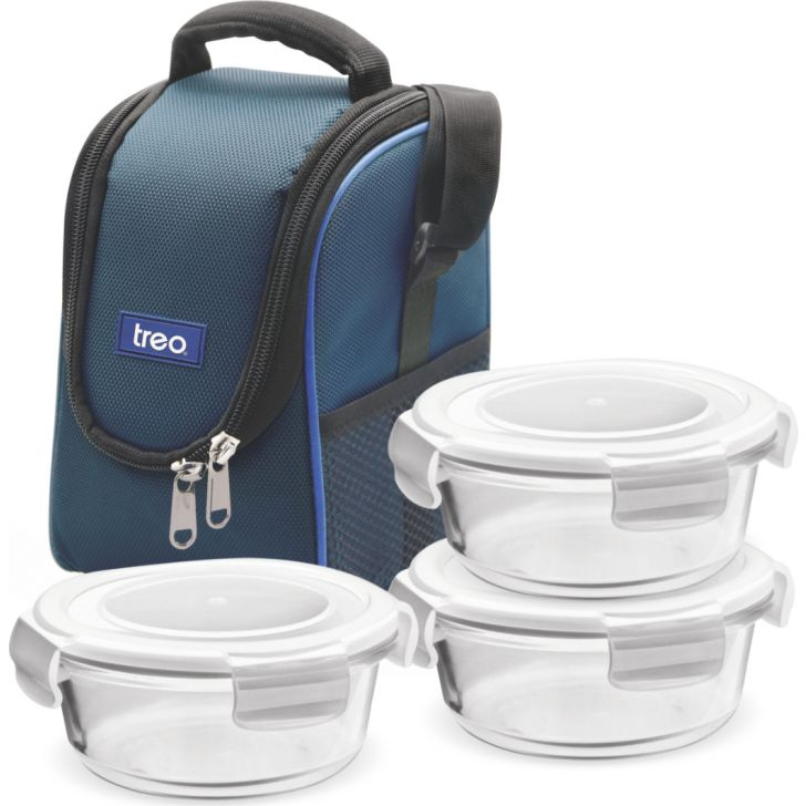 Treo Glass Lunch packs by HomeTown