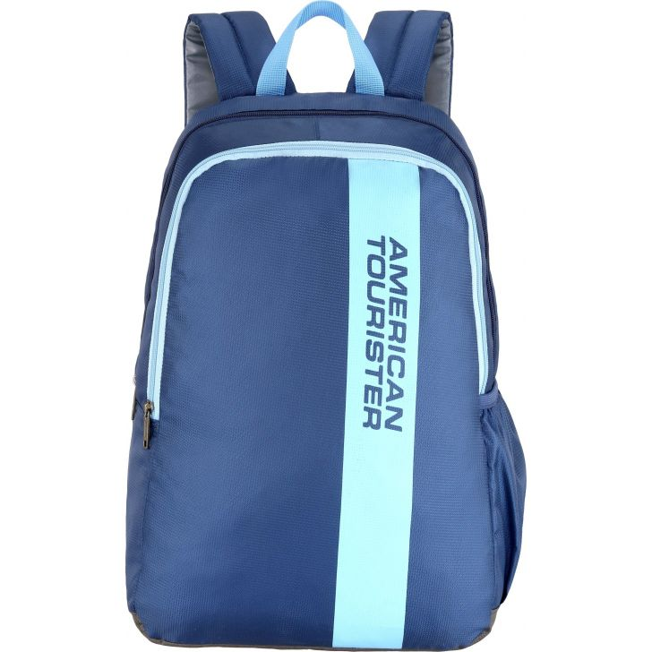 American Tourister Wave01 Backpack (Blue)