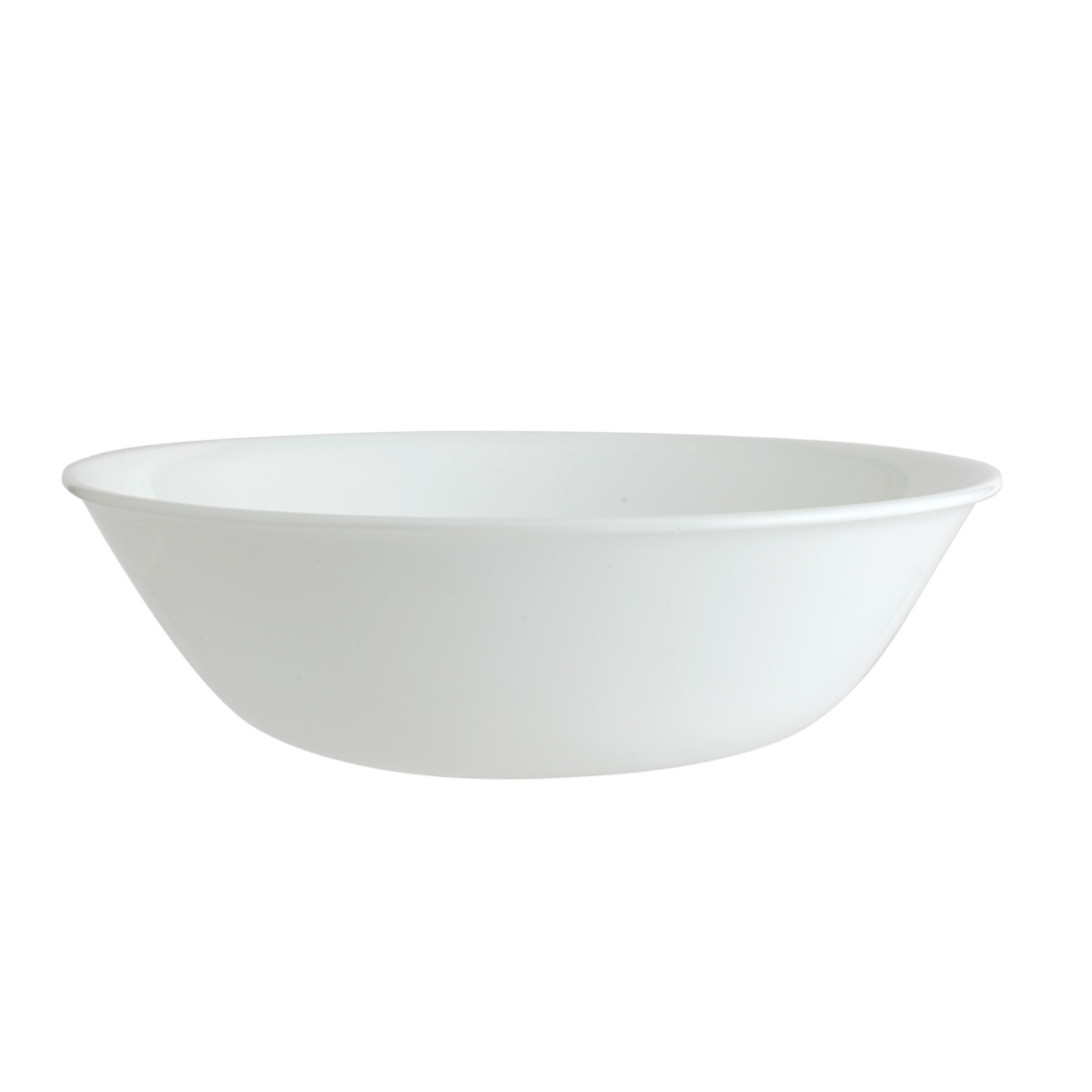 Corelle Winter Frost White Serving Bowl Vitrelle Serving Bowls in White Colour by Corelle