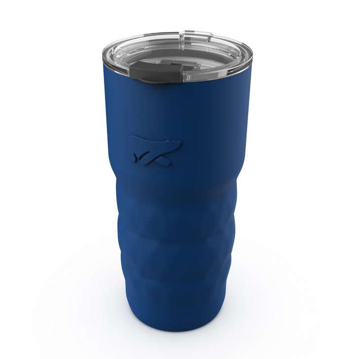 Java Stainless steel Insulated Coffee Mug 600 ml in Navy Blue Colour