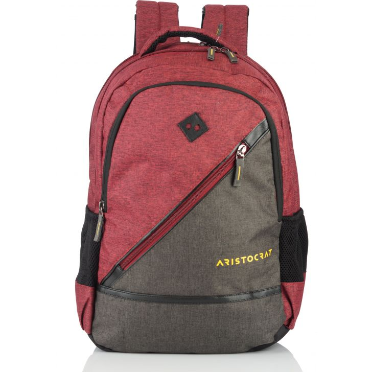 Aristocrat Winner Pro 3 Backpack (Maroon)