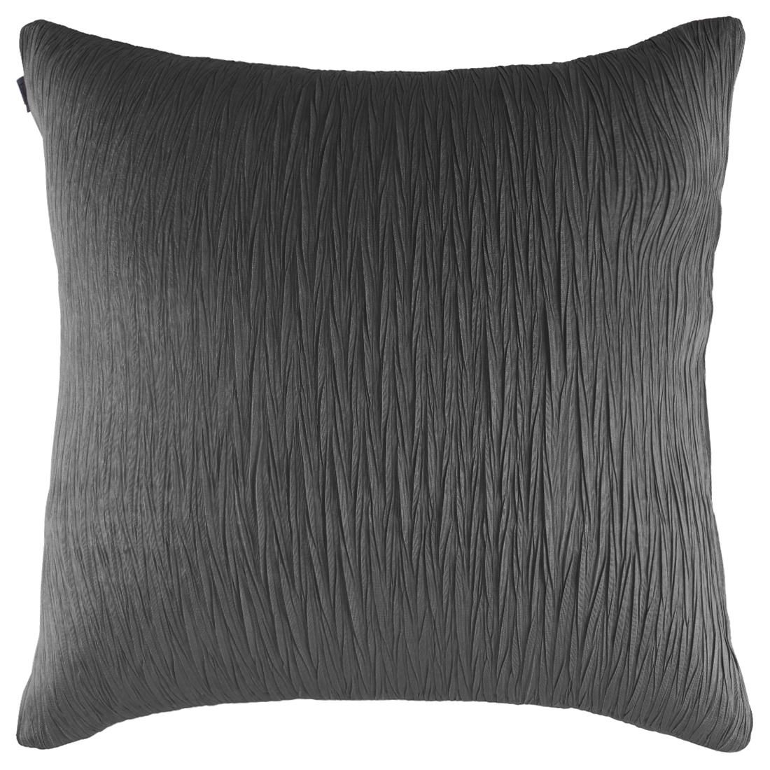 Blossom Polyester Cushion Covers in Grey Colour by Living Essence