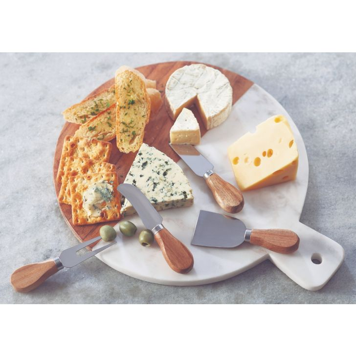 Songbird Cheese Knives Set