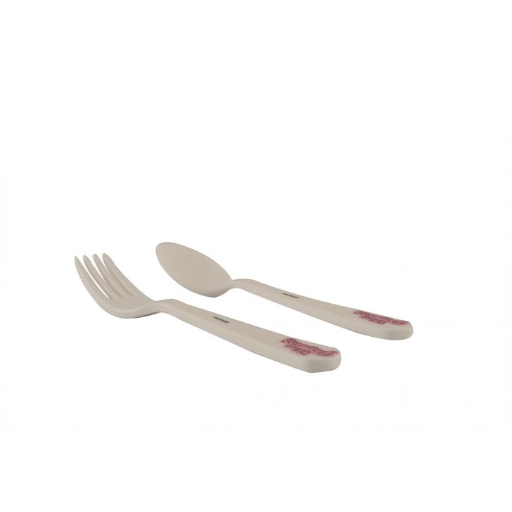 SW Spoon & Fork Princess