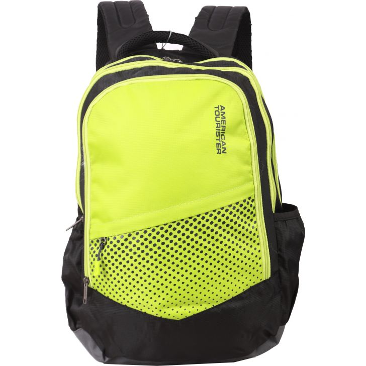 American Tourister Gear Laptop Backpack (Green)