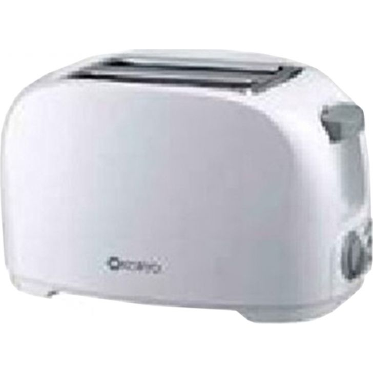 SnakMate Pop-Up Toaster (800 W) - White by Koryo