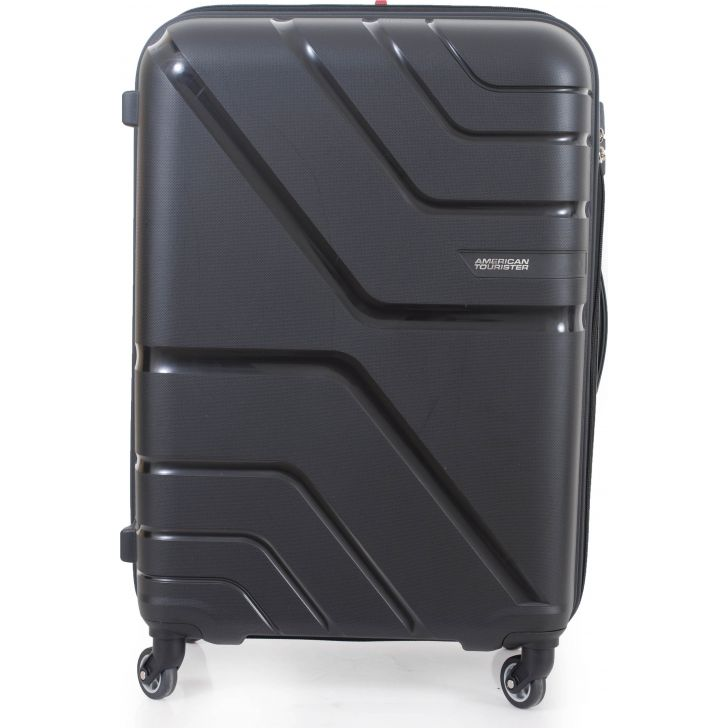 American Tourister Upland Hard Trolley 68 cm (Black)