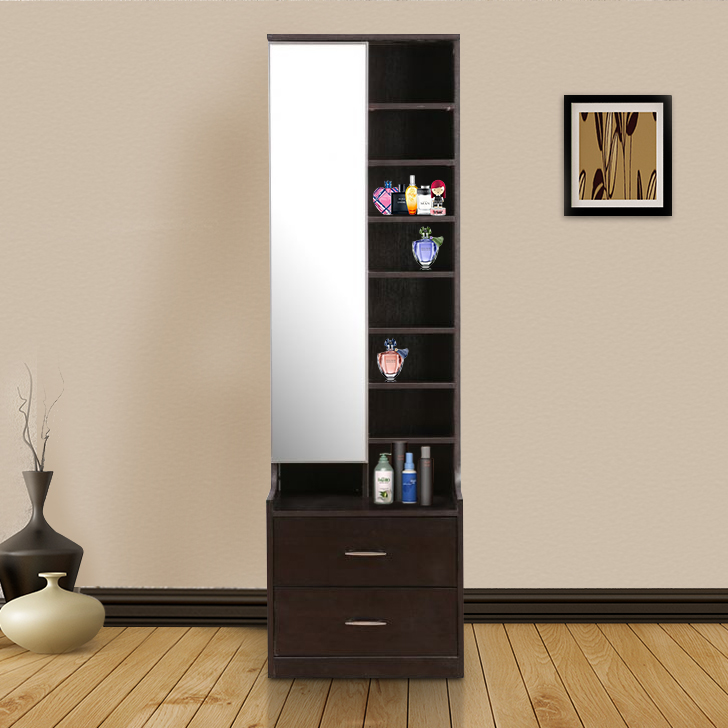 Savana Engineered Wood Dressing Table in White Colour by HomeTown