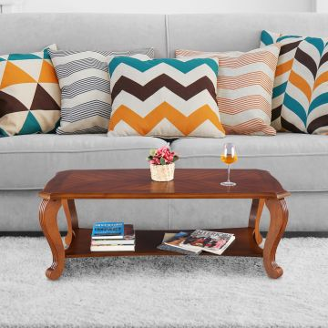 Center Table Upto 60 Off Buy Stylish Wooden Center Table Designs Online At Best Price Hometown
