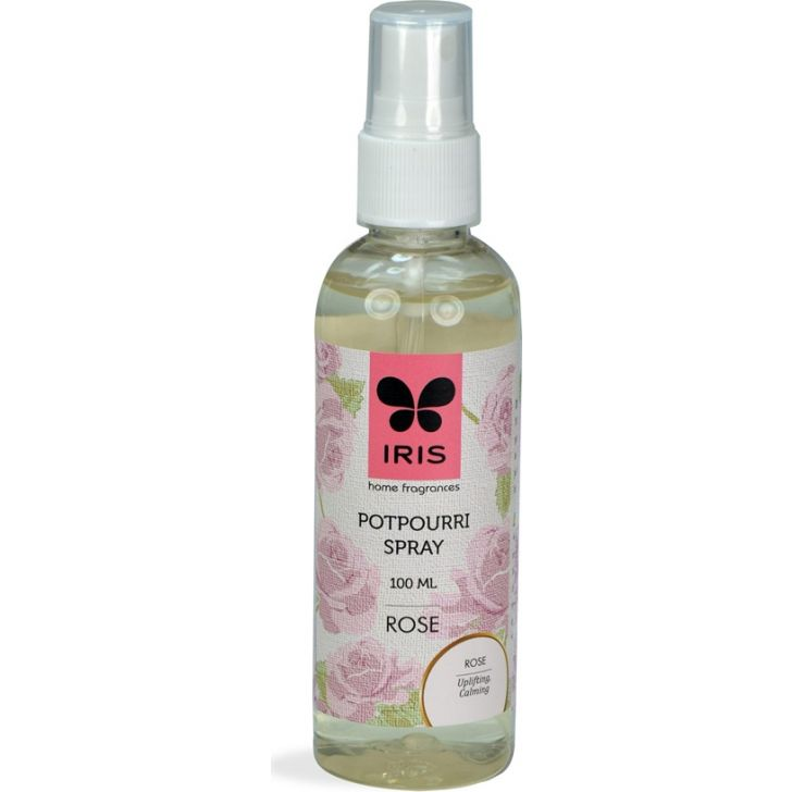 Refreshing Scented OIl Spray For Potpourrie in Rose Colour