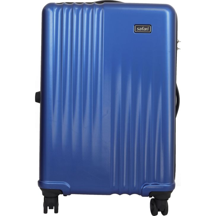 Safari Ryder Hard Trolley 59 cm (Metalic Blue)