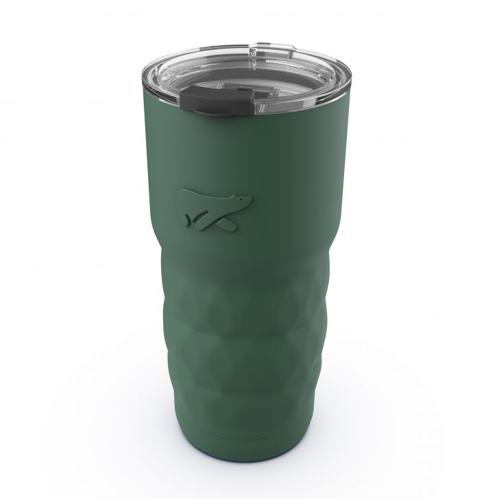 Java Stainless steel Insulated Coffee Mug 600 ml in Green Colour
