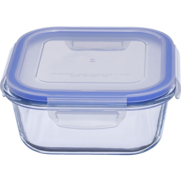Lock & Lock Glass Square Container 900 Ml by Sanjeev Kapoor