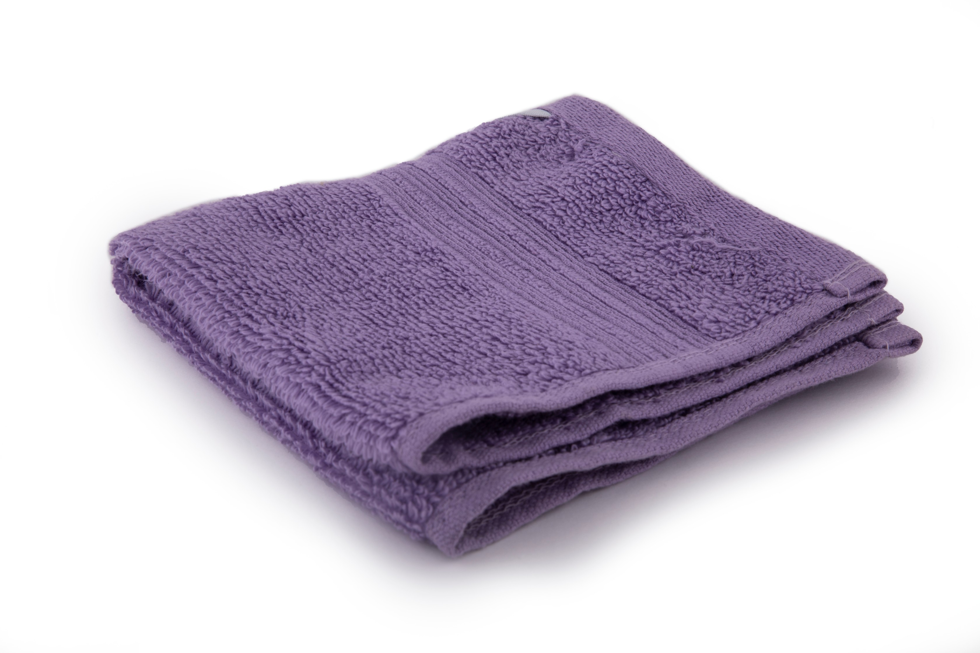 Spaces Swift Dry 1 Nano Face Towel Cotton Face Towels in Lavender Colour by HomeTown