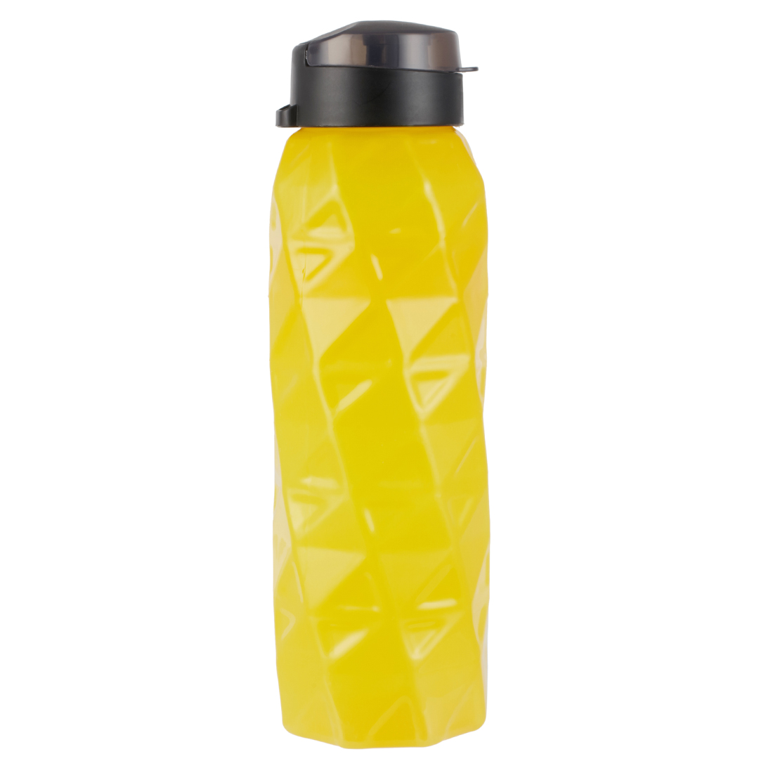 Shades Plastic Bottles in Yellow Colour by Living Essence