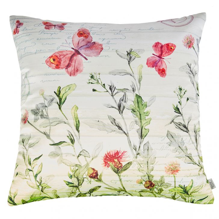 Digital Cushion Cover Butterfly