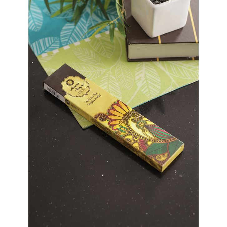 Temple Aroma Sticks in Assorted Colour by Song Of India