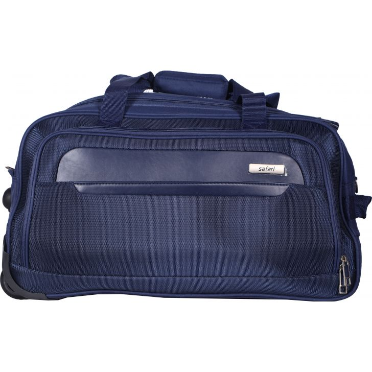Safari Parker Wheel On Duffle 65 cm (Navy Blue)