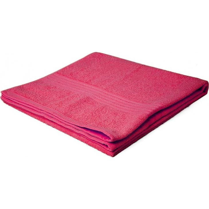 Portico New York Eva Face Towel 30 cms x 30 cms in Rose Pink Color by Portico
