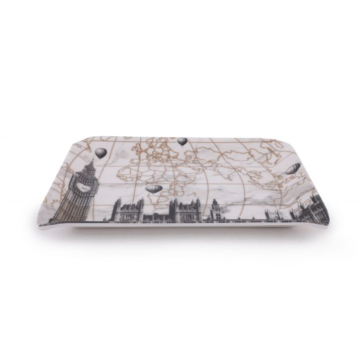 LE MM City Escape Trays Set of 3