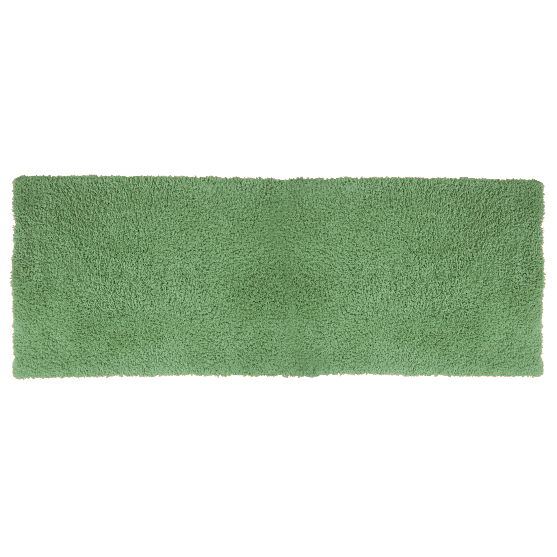 Nora Chenille Bath Mats in Olive Colour by Living Essence