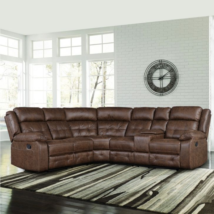 Zurich Solid Wood Lounger With Recliner in Brown Colour by HomeTown