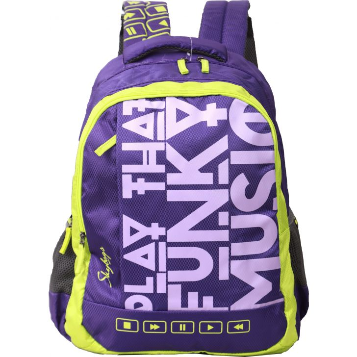 Polyester in Purple Colour by Skybags