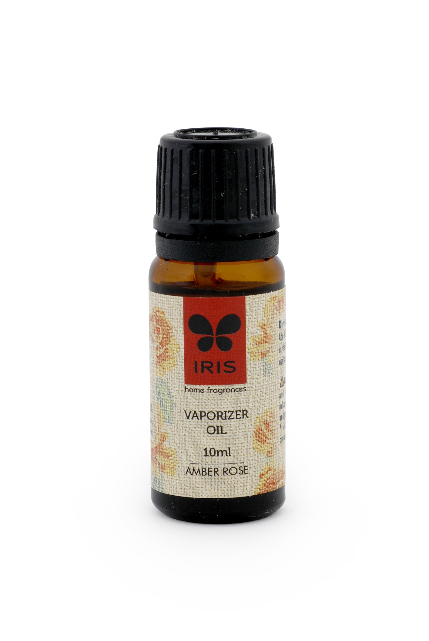 Iris Vaporizer Oil Amber Rose Relaxing, Stress Alleviating Oil Scented Oil in Amber Colour by HomeTown