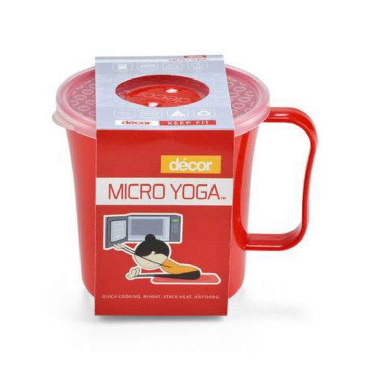 Micro Yoga Soup Mug 450ML
