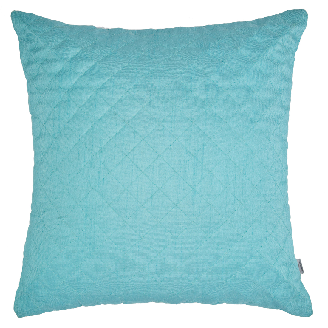 Cushion Cover Shelby Blue Cushion Covers in Poly Dupion Colour by Living Essence