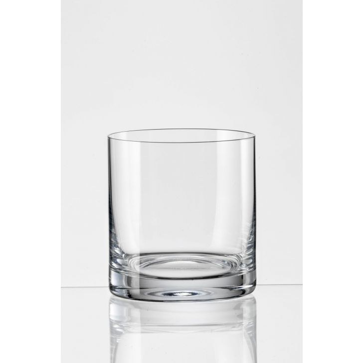 Bohemia Crystal Barline Whiskey Glass (280 ml)set of 6 pcs