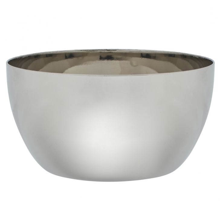 Iodine Cup Vatti 5.5 Stainless steel Katori in Silver Colour by Living Essence