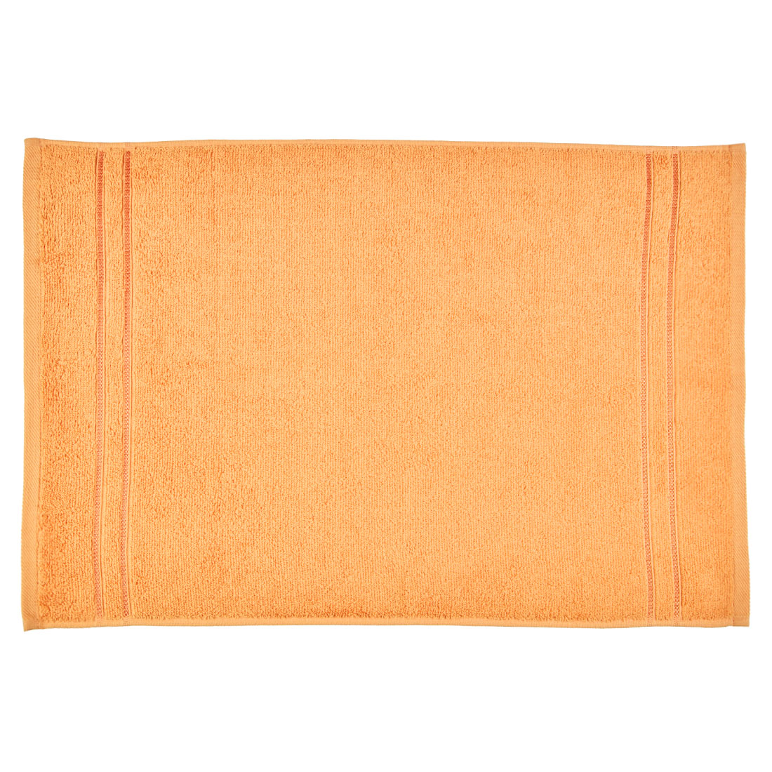Hand Towel Nora Mustard Cotton Hand Towels in Cotton Colour by Living Essence