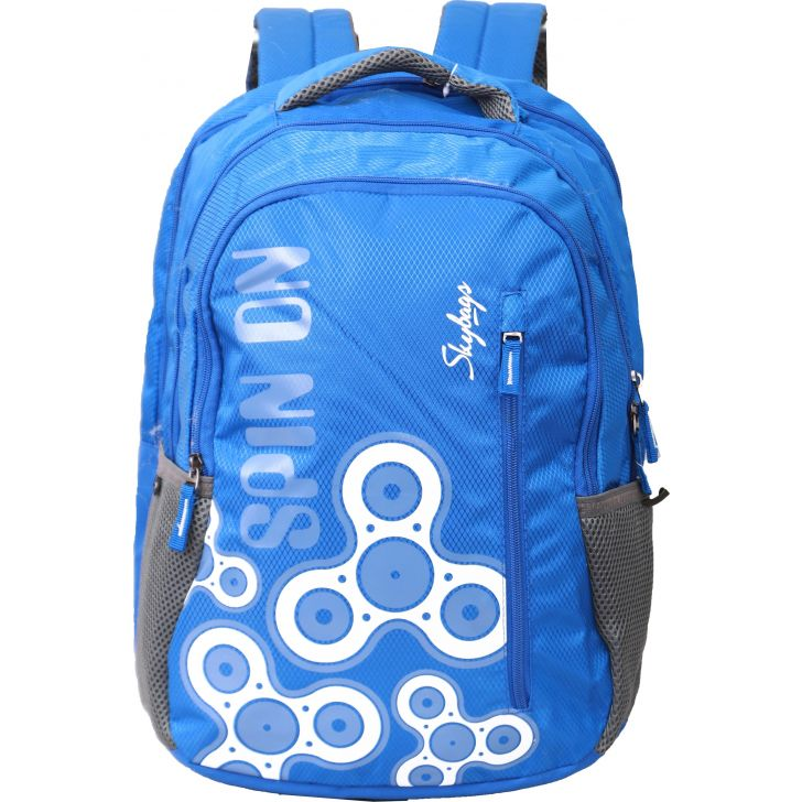 Skybagss New Neon 08 Backpack (Blue)