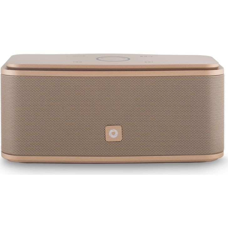 Portable Bluetooth Speaker - Gold by Koryo
