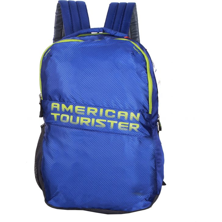 American Tourister Hoodie Backpack (Red)