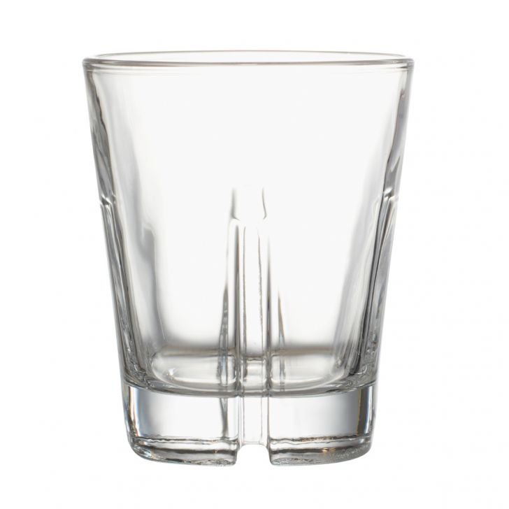 Happiness Glass Whisky Glasses in Transparent Colour by Sanjeev Kapoor