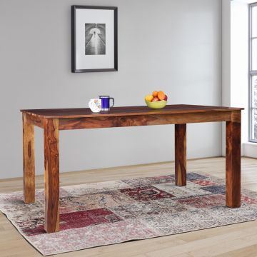 6 Seater Dining Table Buy Stylish Dining Table 6 Seater Designs Online Hometown