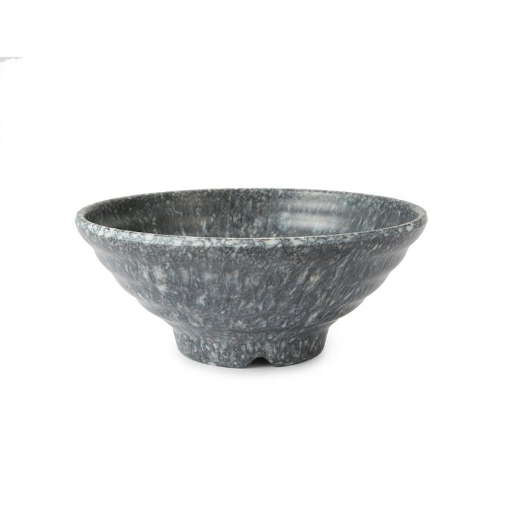 Marble Serving Bowl Small Serving Bowls in Grey Colour by Living Essence