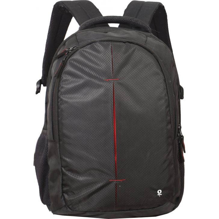 Milestone Space Nxt Laptop Backpack (Black)