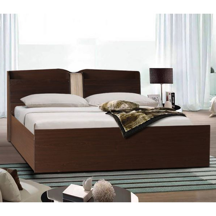 Magnum Engineered Wood Drawer Storage King Size Bed in Vermount Colour by HomeTown
