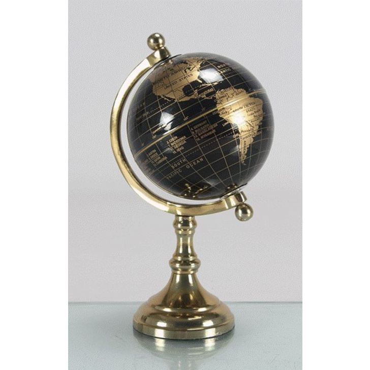 Globe 5 inches diametre