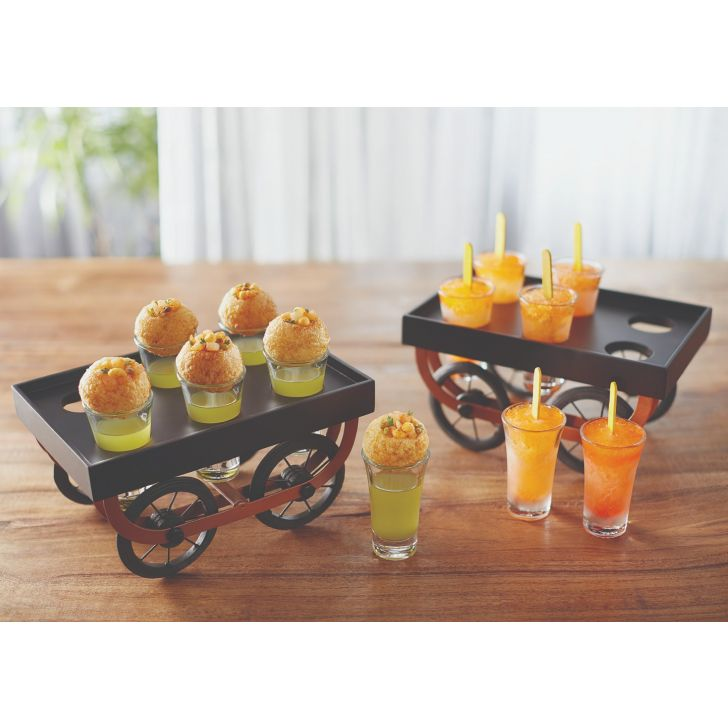 Songbird Panipuri/Popsicle Cart