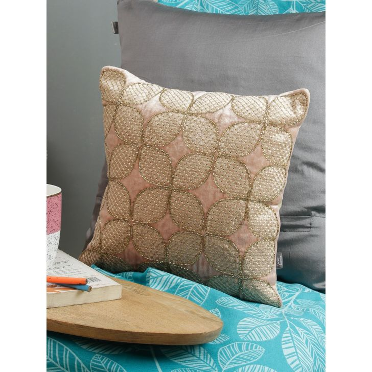 Living Essence Cushion Cover 30X30 Tile